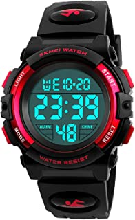 Boys Watch, Kids Teens Boys Waterproof Sports Digital Watches
