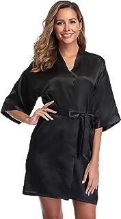 short black kimono