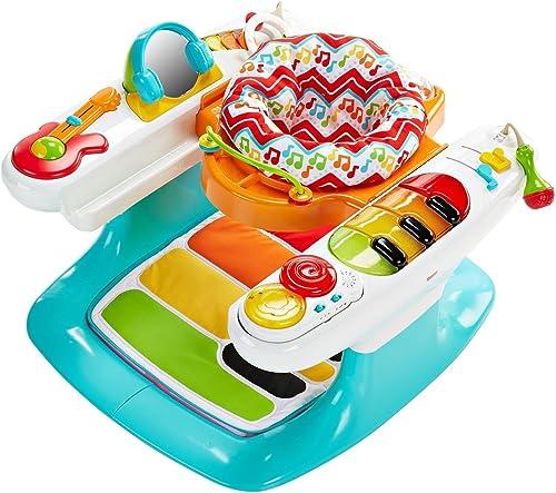 Klaviertastatur babygear Baby Plan Aktivit n 4  1 scher Price DMR09