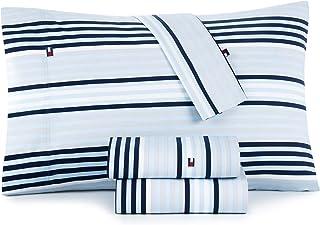 Tommy Hilfiger Ocean Stripe Sheet Set