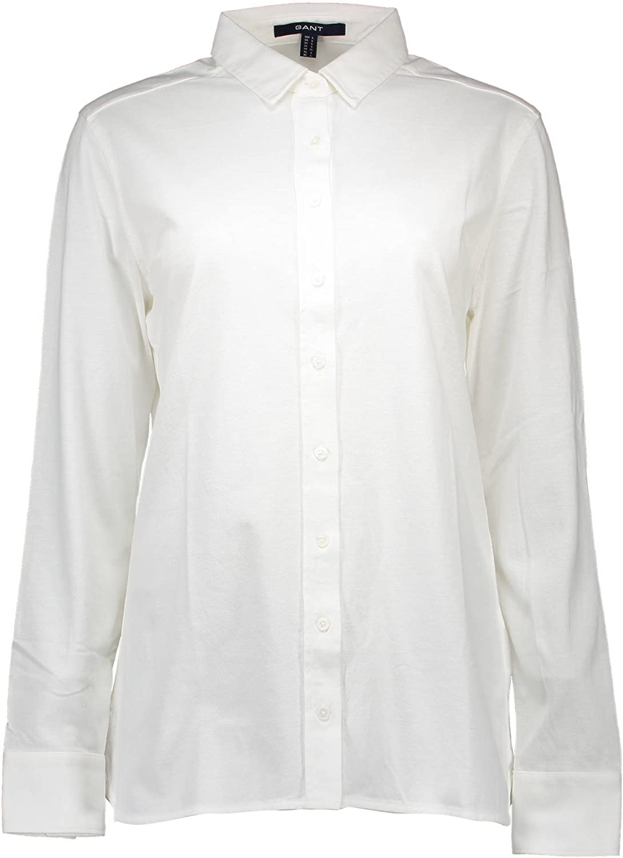 Gant 1403.408105 Shirt Long Sleeves Women White 110 XL