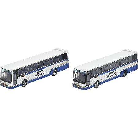 トミーテック ザ・バスコレクション バスコレ ジェイアール東海バス ありがとう 日野セレガR 2台セット ジオラマ用品 (メーカー初回受注限定生産) 313175