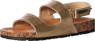 Qupid QUPID sling back sandal womens Flat Sandal