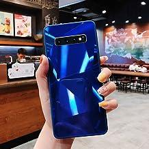 URFEDA Compatibel met Samsung Galaxy S10 telefoonhoesje Diamond Glitter Case met spiegeleffect Sparkly Bling TPU Siliconen...