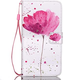 FlREFlSH Galaxy S6 Edge Plus case, Detachable Magnetic Snap Closure Card Holder Case Premium Thin PU Leather Shell Wallet Case Card Slots Holder Case with Wrist Strap for Samsung Galaxy S6 Edge Plus