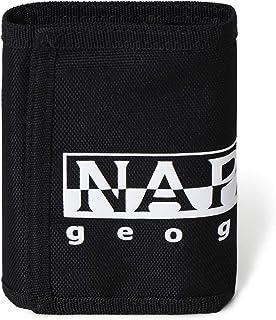 27 cm - NP0A4EA5 Napapijri Happy Wallet Re Portamonete Nero Nero