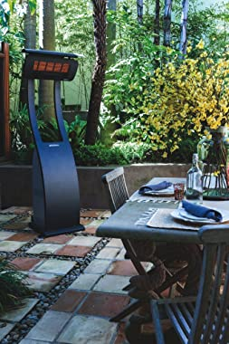 Bromic Heating Portable Radiant Infrared Patio Heater, 38500 BTU