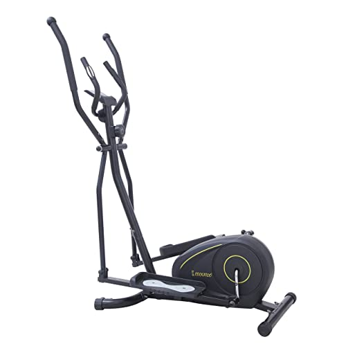 Cockatoo CE-02 Smart Series Elliptical Trainer with Manual Tension Exercise Bike,(1 Year Warranty,Free Installation Assistance)