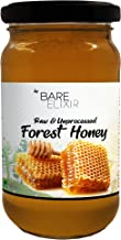 Bare Elixir Organic Forest Honey Raw Unprocessed Unfiltered Unpasteurized Pure Natural Original Honey - for Weight Loss, Cough & Digestive Problems (530gm)