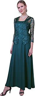 Best mother of the bride dresses sage green Reviews