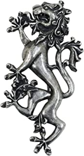 Don McKee Rampant Lion Kilt Pin - Made In The U.S.