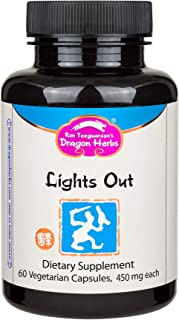 Dragon Herbs - Lights Out - 450 mg - 60 Capsules