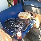 Campingaz - Cocina de gas compacta para camping o festivales