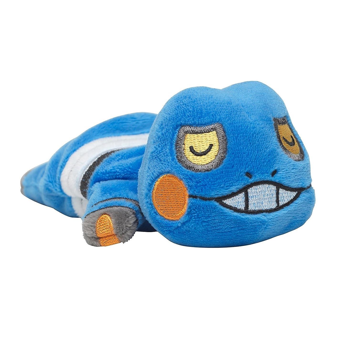 Pokemon Sleeping Croagunk Plush Good Night Ver. from Japan ltlxknadppe668