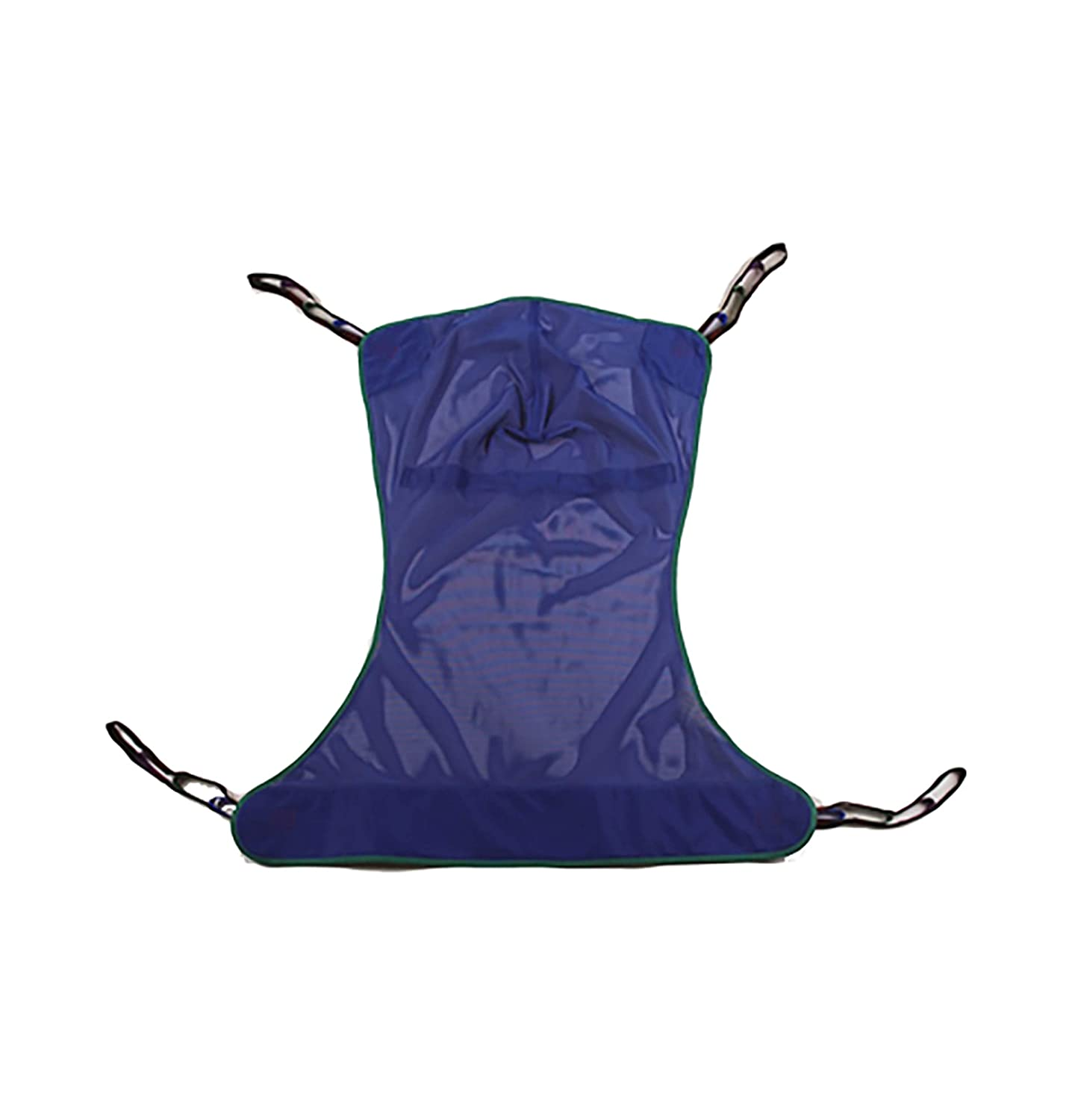 Invacare Reliant Full Body Sling for Patient Lifts, Solid Fabric, X-Large, R117