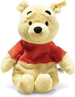 "Steiff Disney Winnie The Pooh 11"", Premium Stuffed Animal, Machine Washable"