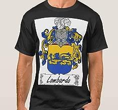 Lombardo Family Crest White T Shirt