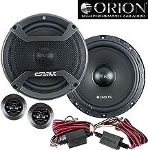 "Orion CO652C New 2019 Model 6.5"" 2-Way 500 Watt 4ohm Cobalt Series Car Audio Component Speaker system"