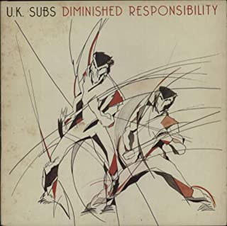 Diminished Responsibility - Red Vinyl