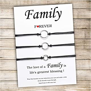 Best matching family bracelets Reviews