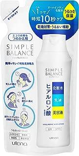 SIMPLE BALANCE(シンプルバランス) うるおいローション (つめかえ用) 200mL