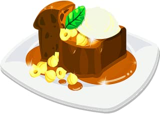 Sticky Pudding - Cooking Games