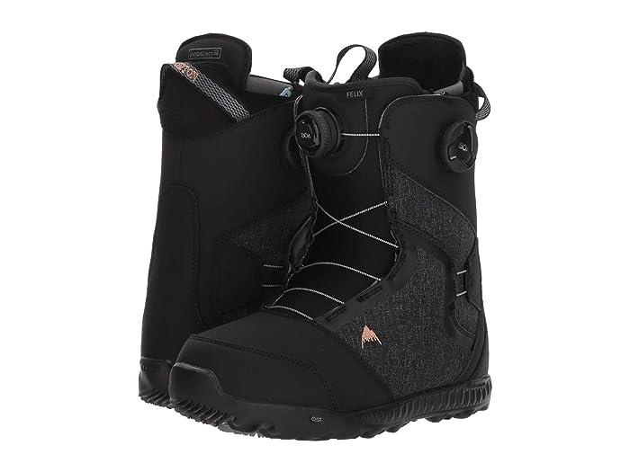 Burton  Felix Boa (Black) Womens Cold Weather Boots