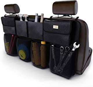SURDOCA Car Trunk Organizer – 3rd Gen [7 Times Upgrade] Super Capacity Car Hanging..