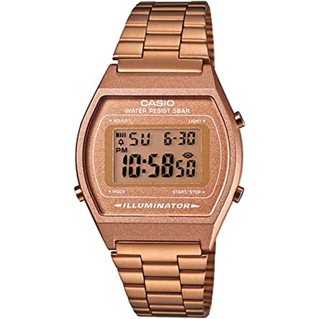 カシオ CASIO 腕時計 デジタル スタンダード B640WC-5A ブラウン 並行輸入 [時計] [時計]