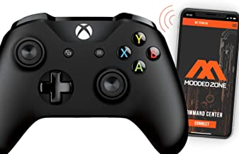 Smart Rapid Fire Custom Modded Controller for Xbox One S Mods FPS Games COD Warzone and More. Control and Simply Adjust Yo...