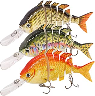 Best big swimbaits for bass Reviews