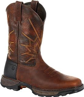 حذاء عمل غربي جيد التهوية من Durango Maverick XP