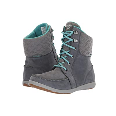 Columbia Bahama Boot PFG (Graphite/Pacific Rim) Women