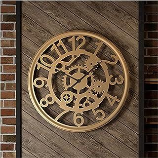 Bracket Clock レトロな壁時計錬鉄の歯車の大きな壁時計リビングルームの寝室カフェバーの装飾の壁時計に適した敦㈳㈰訔Ὡㄳ耀Ôㄲ〷㐴㠸樮杰栬瑴㩰⼯潯慦潹獭漮獳挭敢橩湩污祩湵獣挮浯唯汰慯⽤楆敬⽳浡穡湯牰摯捵⽴〲ㄲ㘰㐯㕣愵㍢㡦晣訆Ὡ〲耀...