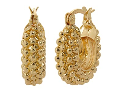 SHASHI Roman Hoop Earrings (Gold) Earring