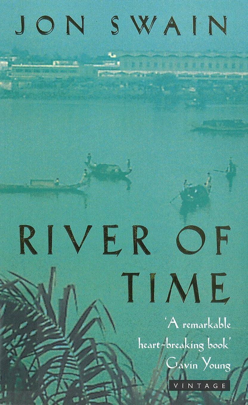 プレビスサイト小麦粉地平線River of Time (English Edition)