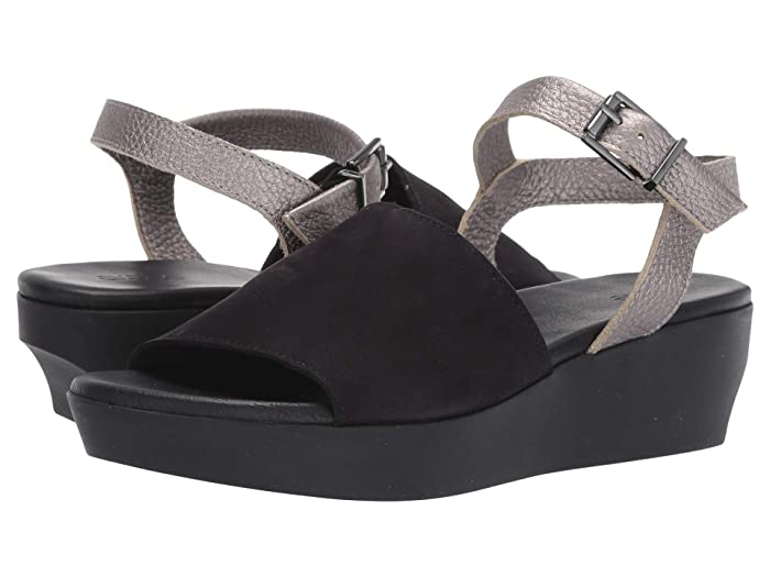 Arche  Sococo (Noir/Ottone) Womens Sandals