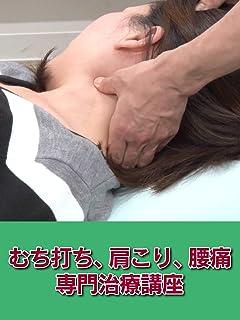 むち打ち、肩こり、腰痛 専門治療講座