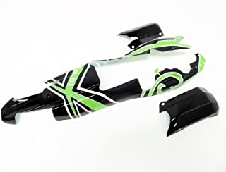 Rovan RC PC Material Body (Green) Kit Fits HPI Baja 5B SS 2.0 King Motor Gas Baja