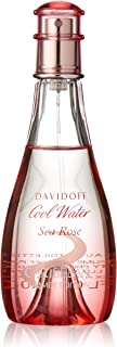 Davidoff Cool Water Sea Rose Caribbean Summer Edition Eau De Toilette 100 Ml