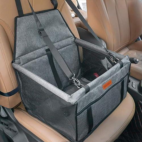 SWIHELP Portable Puppy Dog Car Seat