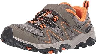 Merrell Boys' Trail Quest shoes, gunsmoke, 12 M US Big Kid