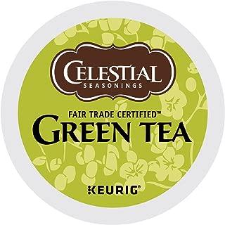Celestial Seasonings Green Tea, Keurig Single Serve Coffee K-Cup Pods, 72 Count