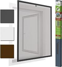 Easy Life Comfort XXL Insectenwerende raam 150 x 220 cm Proline vliegengaas met aluminium frame voor Franse ramen in te ko...