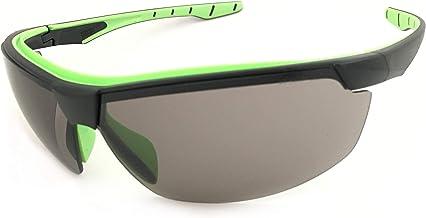 Óculos SOL Proteção ESPORTIVO STEELFLEX NEON FUME Esportivo AIRSOFT Teste Balístico Paintball Resistente A Impacto Ciclism...