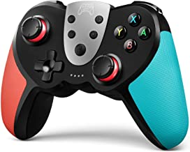 TERIOS Wireless Pro Controller Compatible with Nintendo Switch, Switch Lite–Premium Joypad for Video Games – 3 Levels of T...