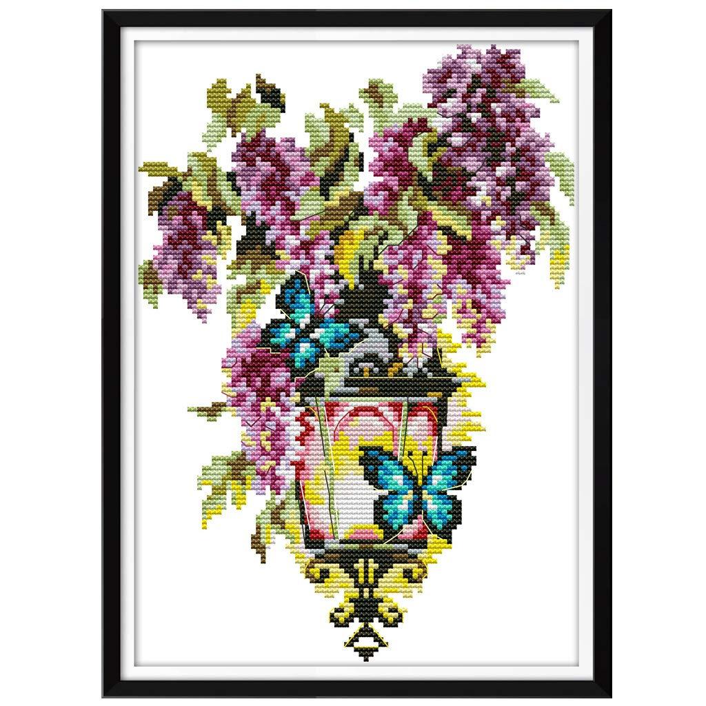 UMFun 5D Dimensional Diamond Painting Embroidery DIY Paint-By-Diamond Kit Cross Craft Stitch Home Wall Decor