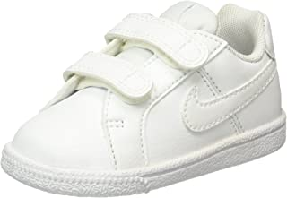 online store 737a2 e1981 Nike Court Royale (Tdv), Unisex Babies  Low-Top Sneakers, Blanco