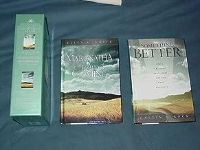 Devotional Boxed Gift Set 2015 - Something Better & Maranatha (2 Books)
