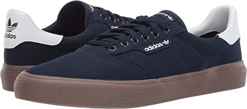 Collegiate Navy/Footwear White/Gum 5